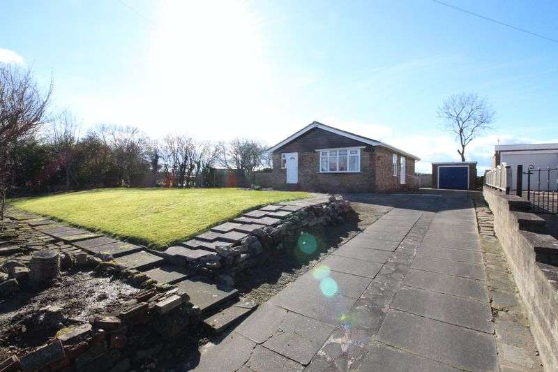 2 Bedrooms Detached Bungalow for sale in MAIN STREET, CAYTON