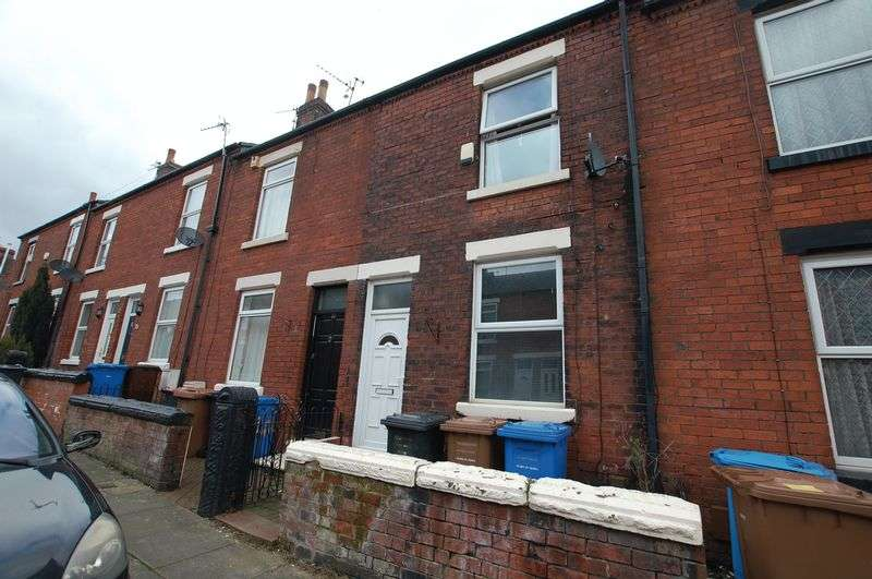 2 Bedrooms Terraced House for rent in Park Lane West, Manchester