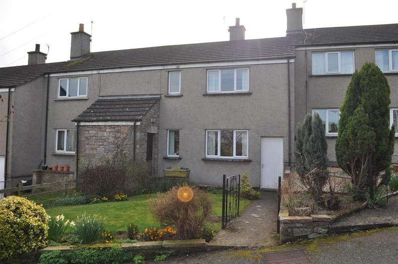 3 Bedrooms Terraced House for sale in Mother Croft, Morland, Penrith