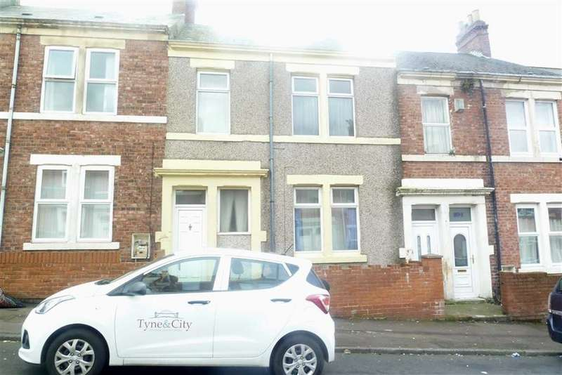 5 Bedrooms Terraced House for sale in Northbourne Street, Gateshead