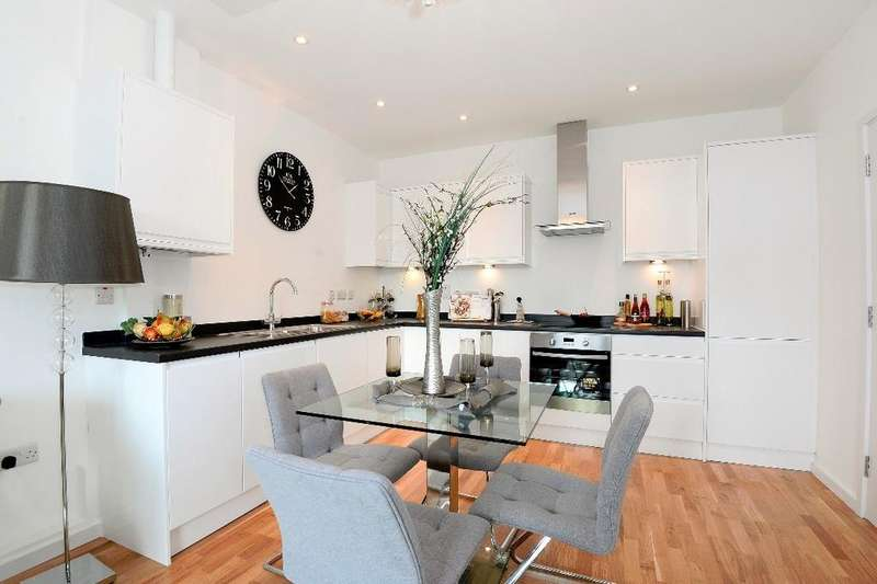 1 Bedroom Flat for sale in The Heath Square Apartments Haywards Heath RH16