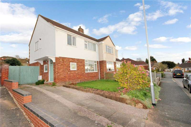 3 Bedrooms Semi Detached House for sale in Underhill Road, Hereford, HR1