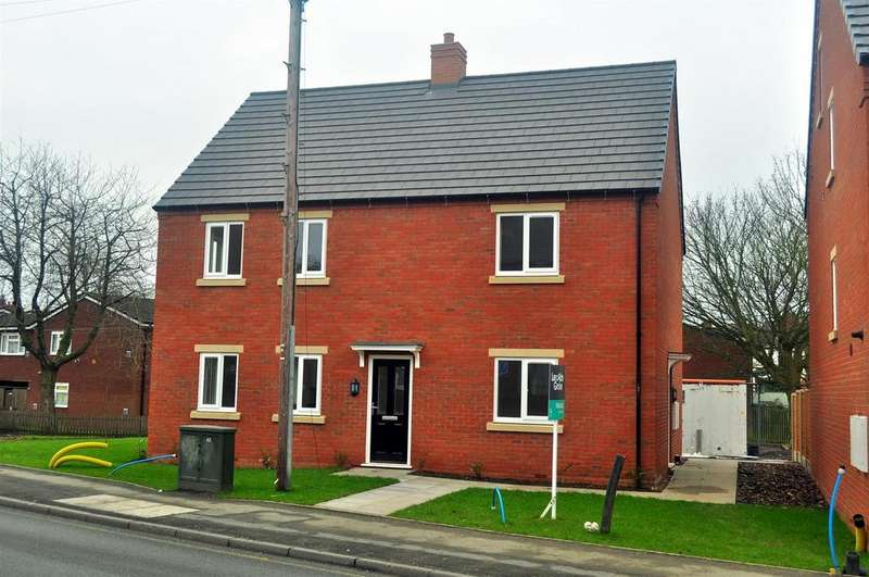 2 Bedrooms Apartment Flat for sale in Halesowen Road, Cradley Heath