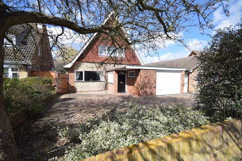 5 Bedrooms Detached House for sale in View Road, Cliffe Woods, Kent, ME3