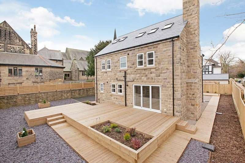 5 Bedrooms Detached House for sale in Brooklands Court, Otley