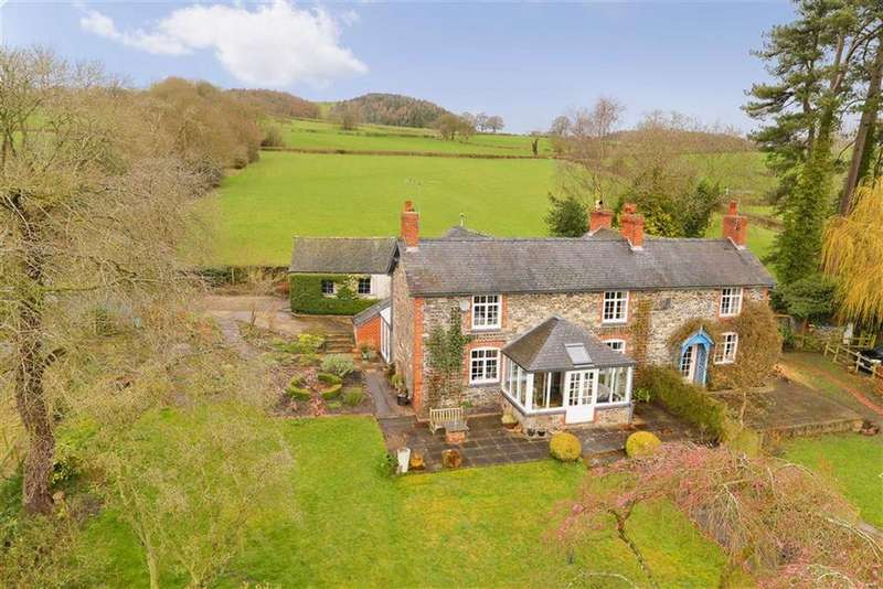 3 Bedrooms Country House Character Property for sale in Llanyblodwel, Oswestry, SY10