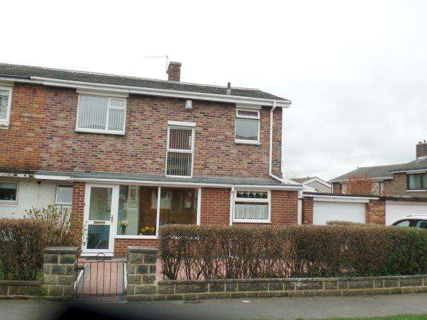 3 Bedrooms Semi Detached House for sale in BRANDLINGS WAY, PETERLEE, PETERLEE