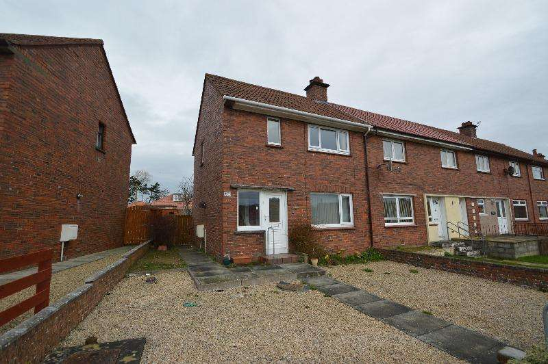 2 Bedrooms Terraced House for sale in Glenconnor Road, Ayr, South Ayrshire, KA7 3HF