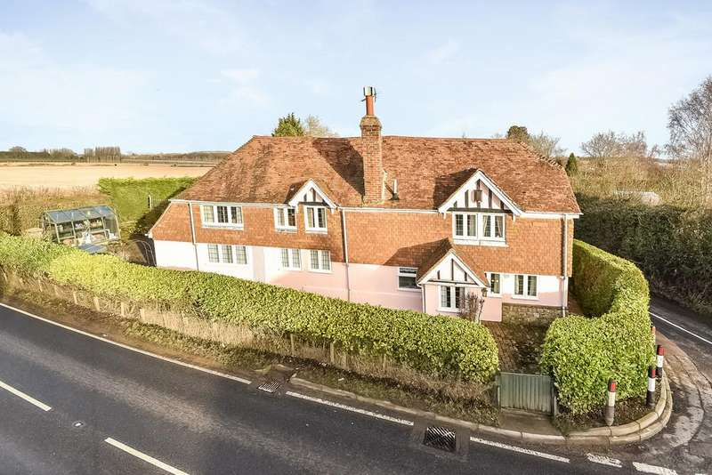 5 Bedrooms Detached House for sale in Chart Sutton