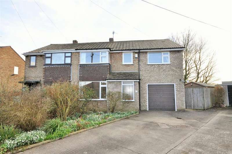 4 Bedrooms Semi Detached House for sale in Heath Croft, Fulford, York