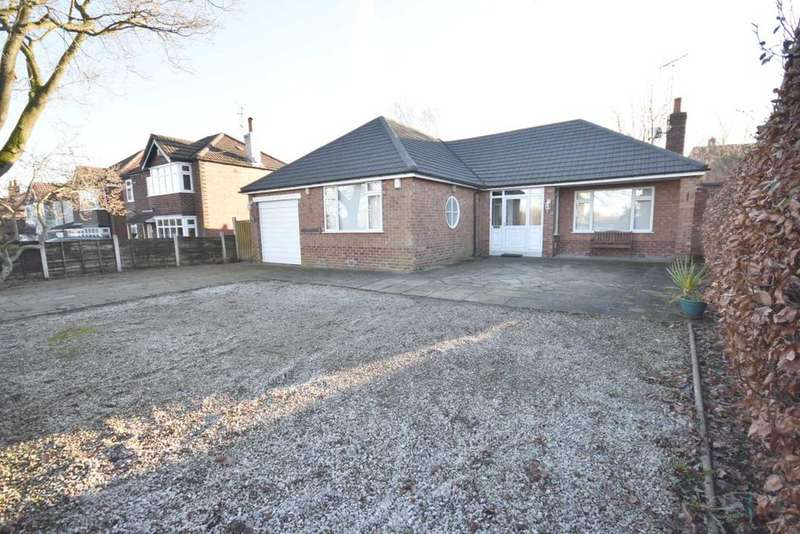 2 Bedrooms Bungalow for sale in Chester Road, Poynton
