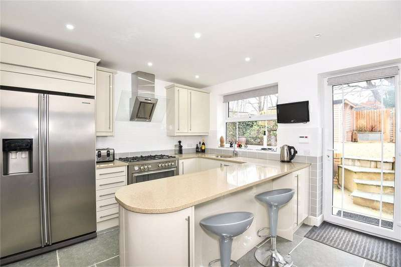 2 Bedrooms Apartment Flat for sale in Alma Road, Clifton, Bristol, Somerset, BS8