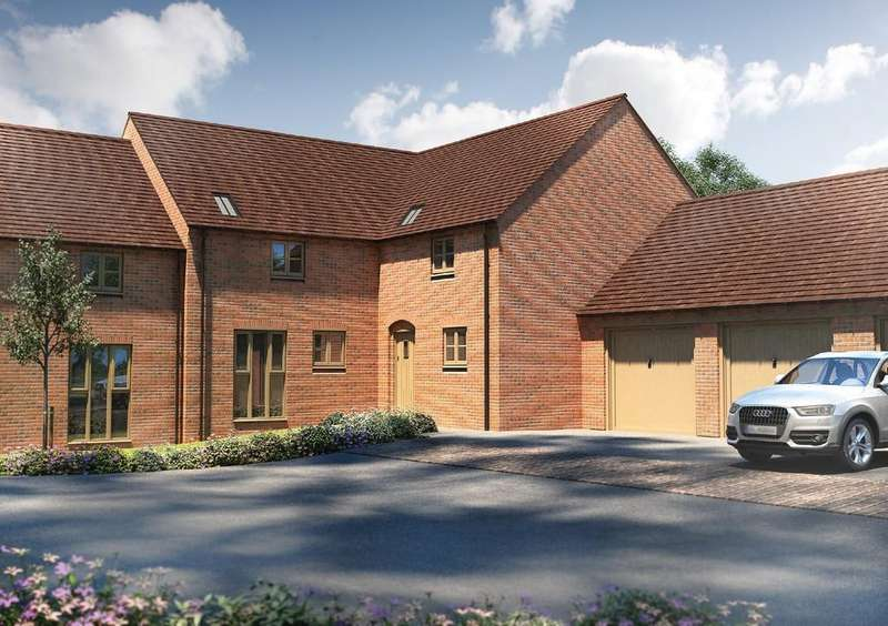 4 Bedrooms Detached House for sale in No Mans Heath Lane, Austrey