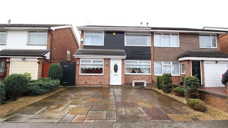 3 Bedrooms Semi Detached House for sale in Richard Grove, Liverpool, Merseyside, L12