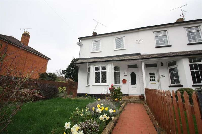 2 Bedrooms Semi Detached House for sale in Lynchford Road
