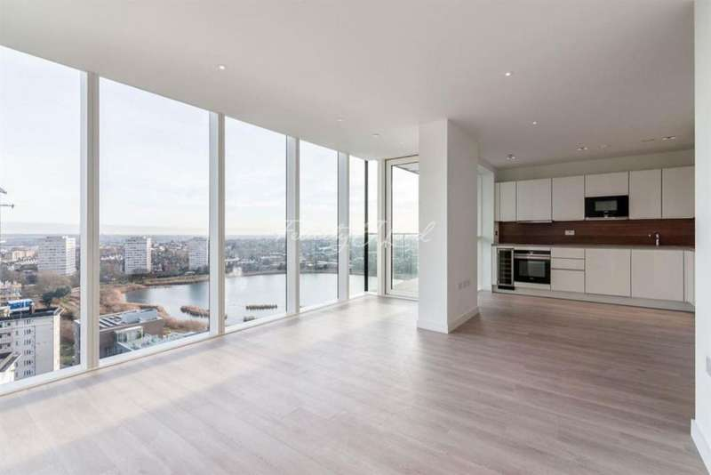 1 Bedroom Flat for sale in Skyline Apartments, Woodberry Down, N4