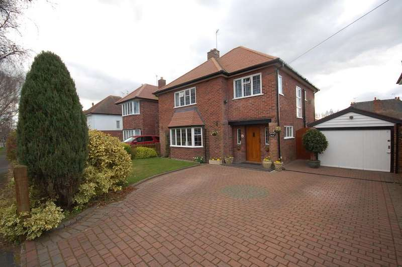 4 Bedrooms Detached House for sale in Ardleigh House, 22 Carrick Road