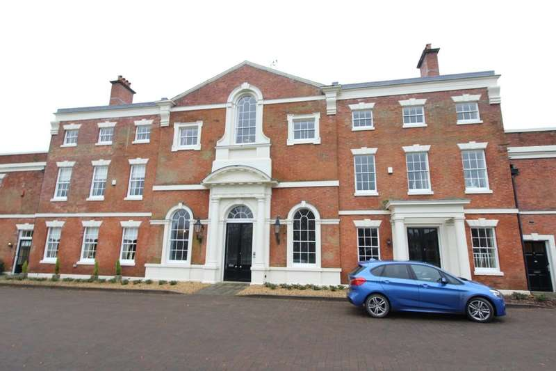 2 Bedrooms Flat for sale in Lawton Hall Drive, Church Lawton, Stoke-On-Trent, ST7