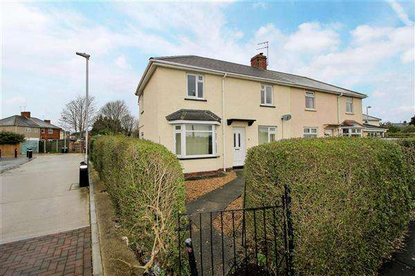 5 Bedrooms Semi Detached House for sale in The Circle, Swindon
