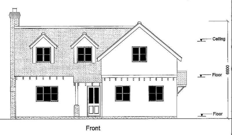 Land Commercial for sale in Land Adjacent To Marylands Cottage, Old Ipswich Road, Ardleigh, Colchester