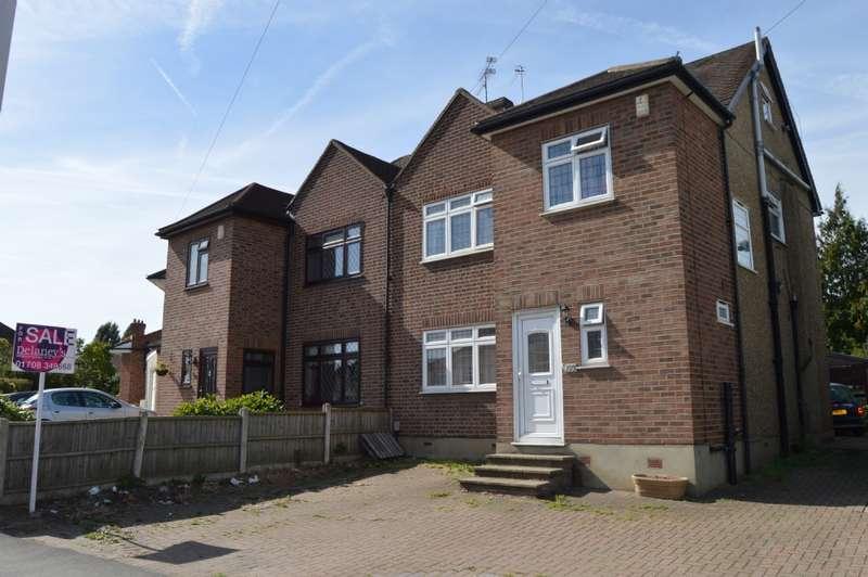 5 Bedrooms Semi Detached House for sale in Gubbins Lane, Harold Wood