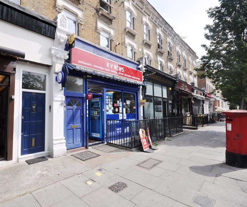 Commercial Property for sale in Fernhead Road, London, W9