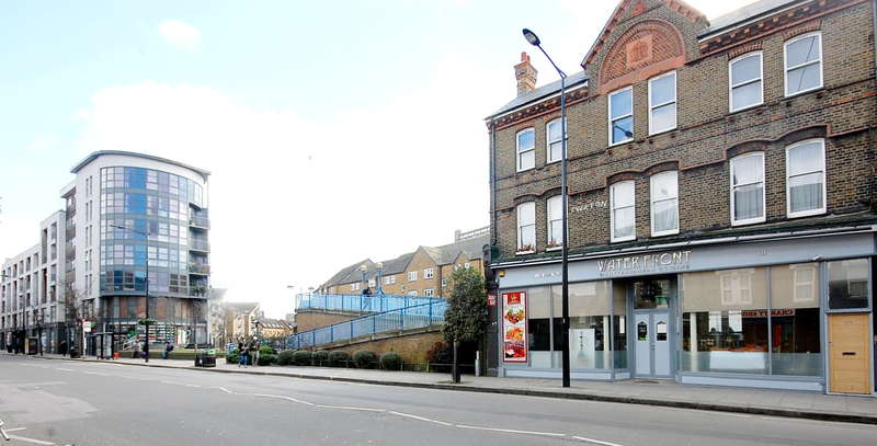Commercial Property for sale in Harrow Road, Maida Vale, W10
