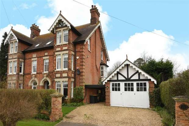 5 Bedrooms Semi Detached House for sale in Odell Road, Sharnbrook, Bedford