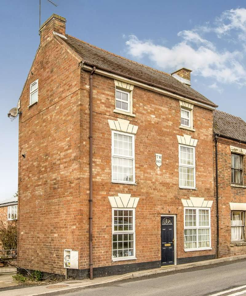 3 Bedrooms Semi Detached House for sale in Oxford Street, Southam, Warwickshire, CV47 1NS