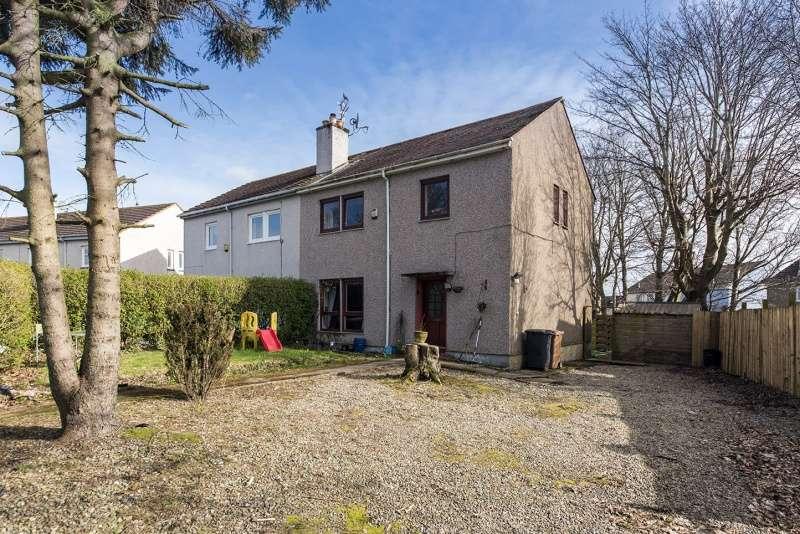 3 Bedrooms Semi Detached House for sale in Gaitside Crescent, Garthdee, Aberdeen, Aberdeenshire, AB10 7EG