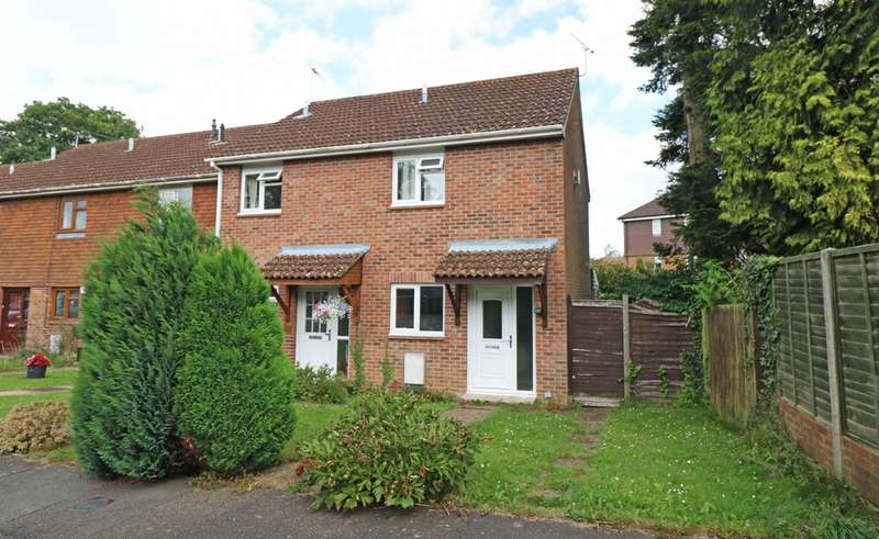 2 Bedrooms House for sale in Wantley Hill Estate, Henfield, West Sussex, BN5