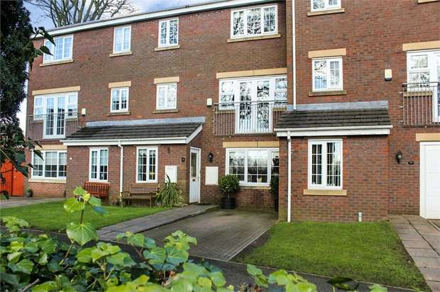 4 Bedrooms Town House for sale in The Scholes, St Helens, Merseyside