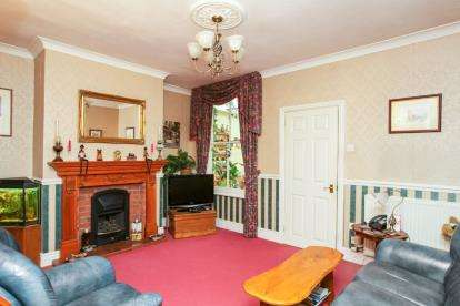 2 Bedrooms Terraced House for sale in Middlewich Road, Holmes Chapel, Cheshire