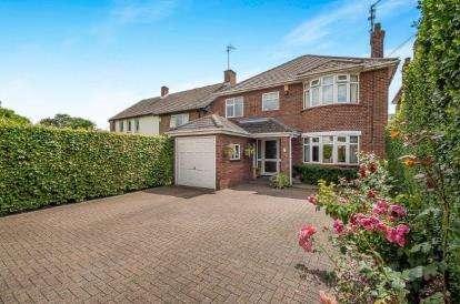 4 Bedrooms Detached House for sale in Oundle Road, Orton Longeville, Peterborough, Cambridgeshire