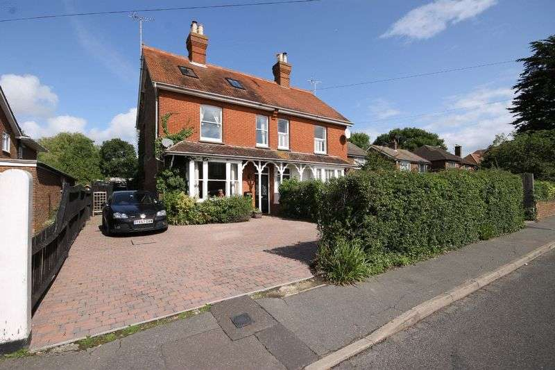 5 Bedrooms Semi Detached House for sale in Crescent Road, Burgess Hill, West Sussex