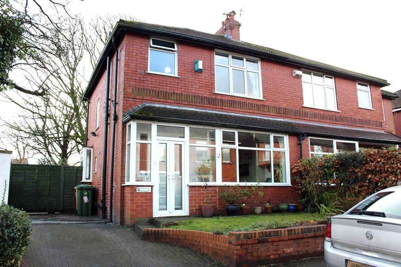 3 Bedrooms Semi Detached House for sale in Hexham Avenue, Heaton
