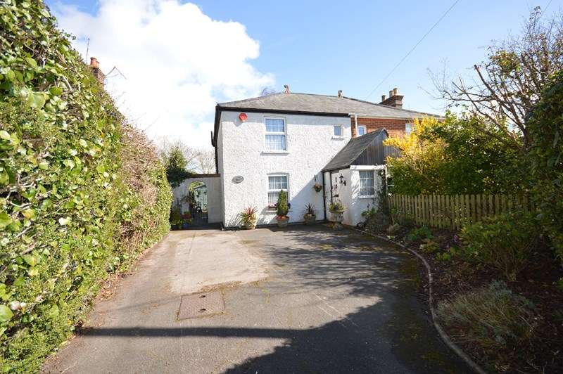 2 Bedrooms Cottage House for sale in Ramley Road, Lymington