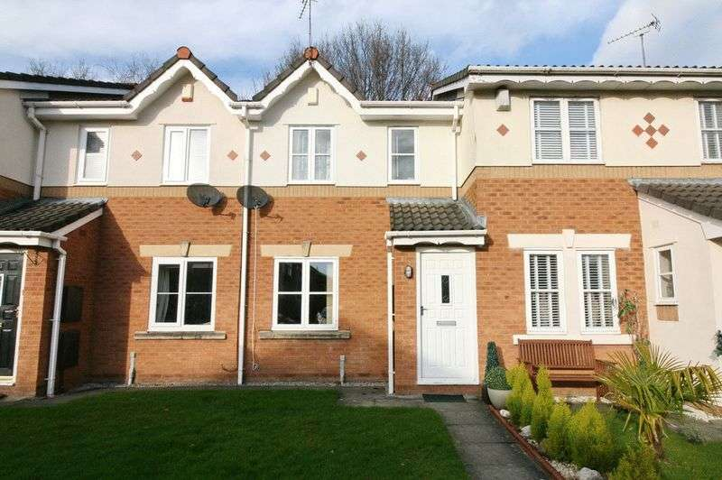 2 Bedrooms Terraced House for sale in Hawfinch Grove, Manchester