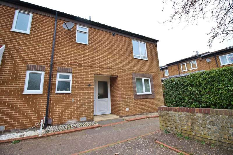 3 Bedrooms Semi Detached House for sale in Blackthorn Close, Norwich