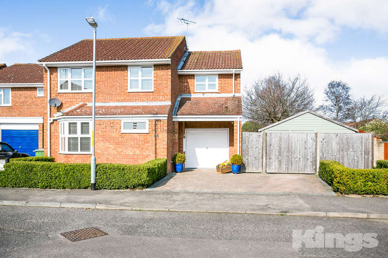 4 Bedrooms Detached House for sale in Le Temple Road, Paddock Wood