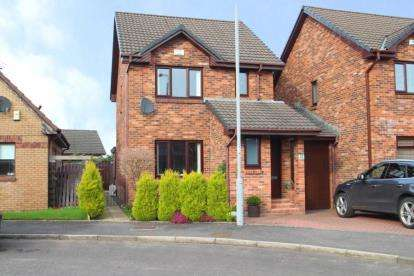 3 Bedrooms Link Detached House for sale in Brierie Hills Court, Crosslee