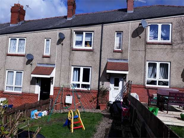 3 Bedrooms Terraced House for sale in Rawson Avenue, Accrington, Lancashire