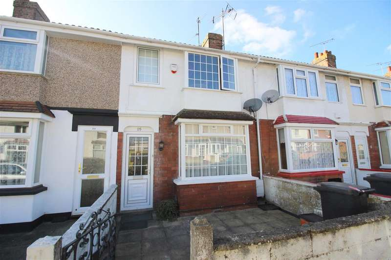 2 Bedrooms Property for sale in Cobden Road, Swindon