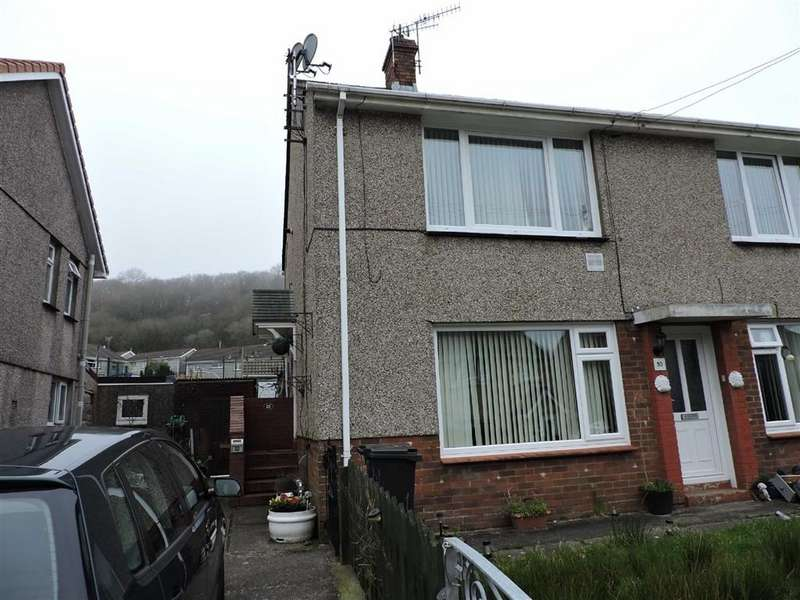 2 Bedrooms Flat for sale in Gelli Derw, Pontardawe