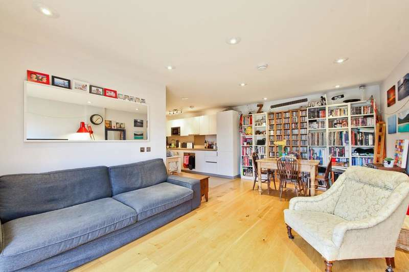 2 Bedrooms Flat for sale in Trinity Road, London SW19
