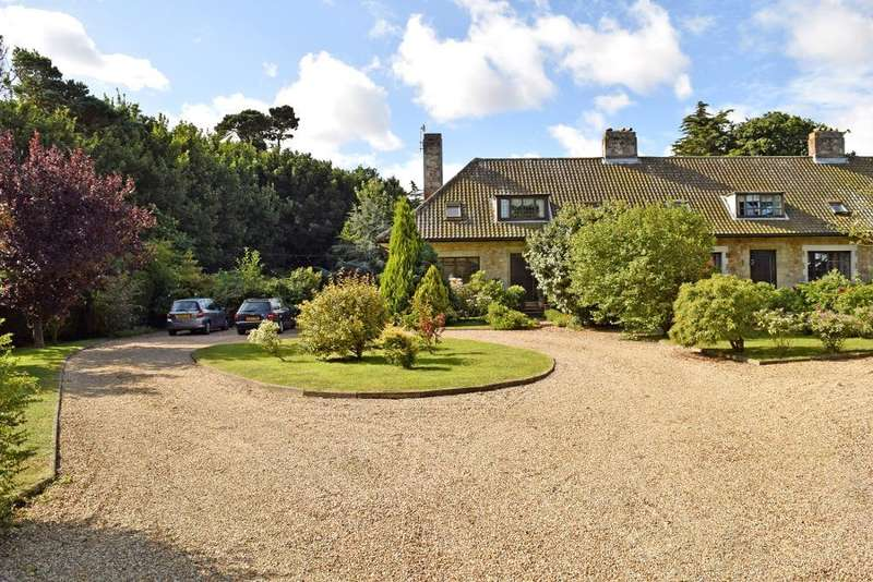 5 Bedrooms End Of Terrace House for sale in Priory Road, Seaview, Isle of Wight, PO34 5BU