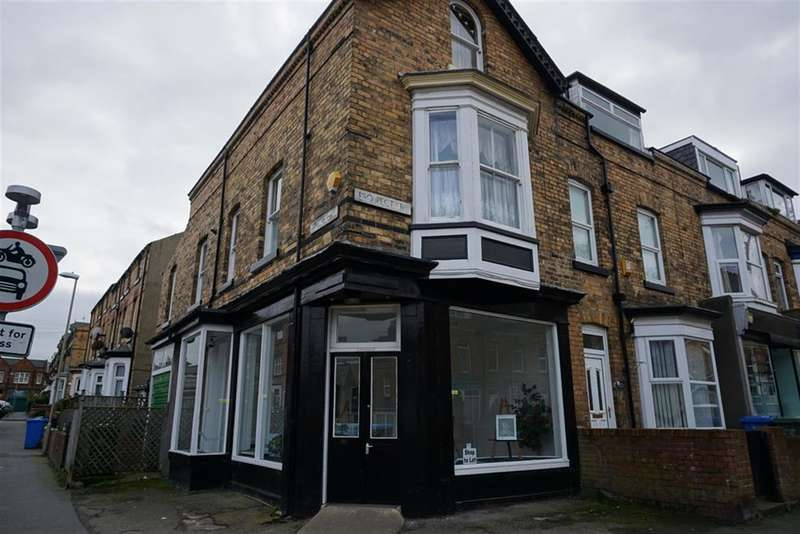 2 Bedrooms Commercial Property for sale in Prospect Road, Scarborough, YO12 7LA