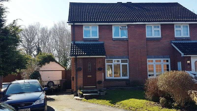 3 Bedrooms Semi Detached House for sale in Manley Road, Bursledon, Southampton