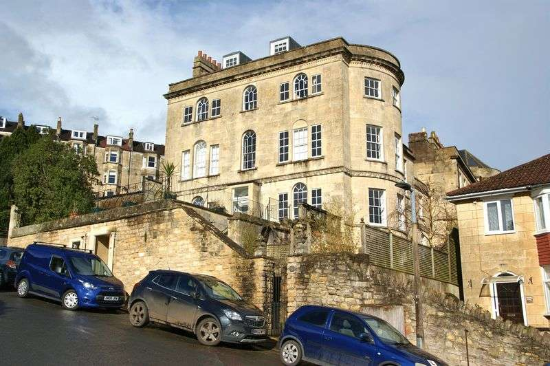 1 Bedroom Flat for sale in Upper East Hayes, Bath