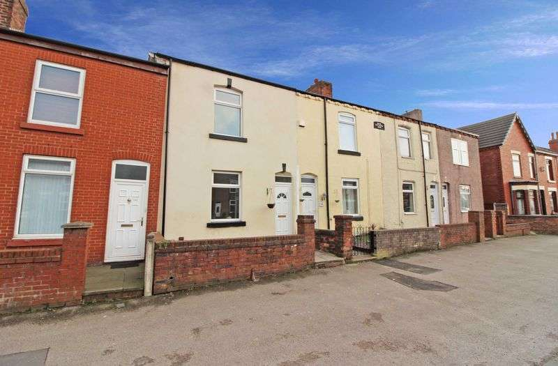 3 Bedrooms Terraced House for sale in Bolton Road, Ashton in Makerfield, Wigan